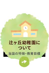 辻ヶ丘幼稚園について 当園の特徴・教育目標