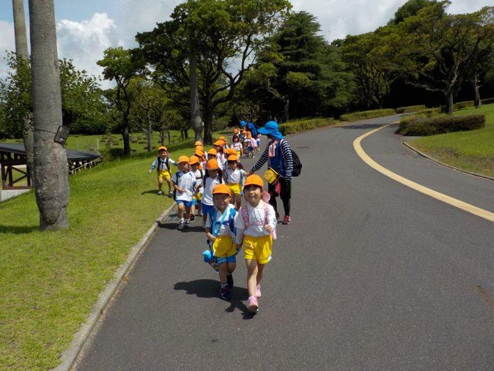年中組が吉野公園に行ってきました♪