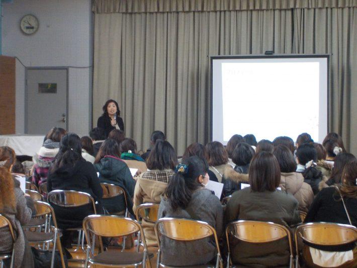子育て講演会