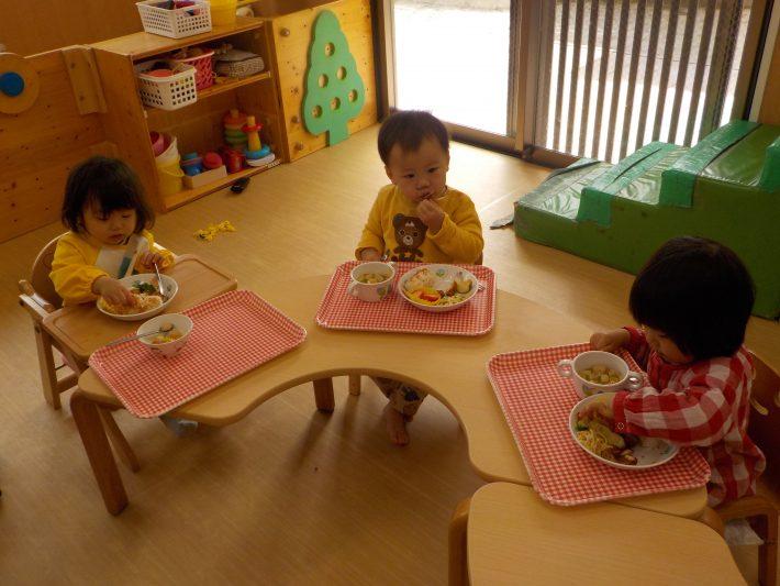 ひなまつりの会食会